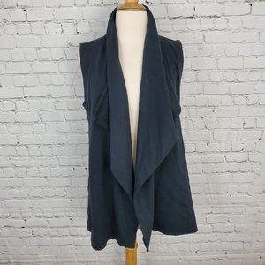 Johnston & Murphy Women's Draped Knit Vest S NEW
